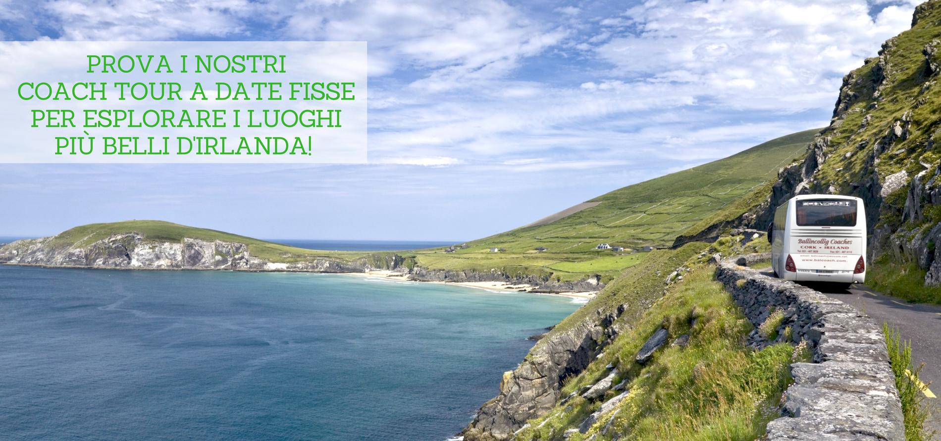 Scegli il tuo Tour Irlanda